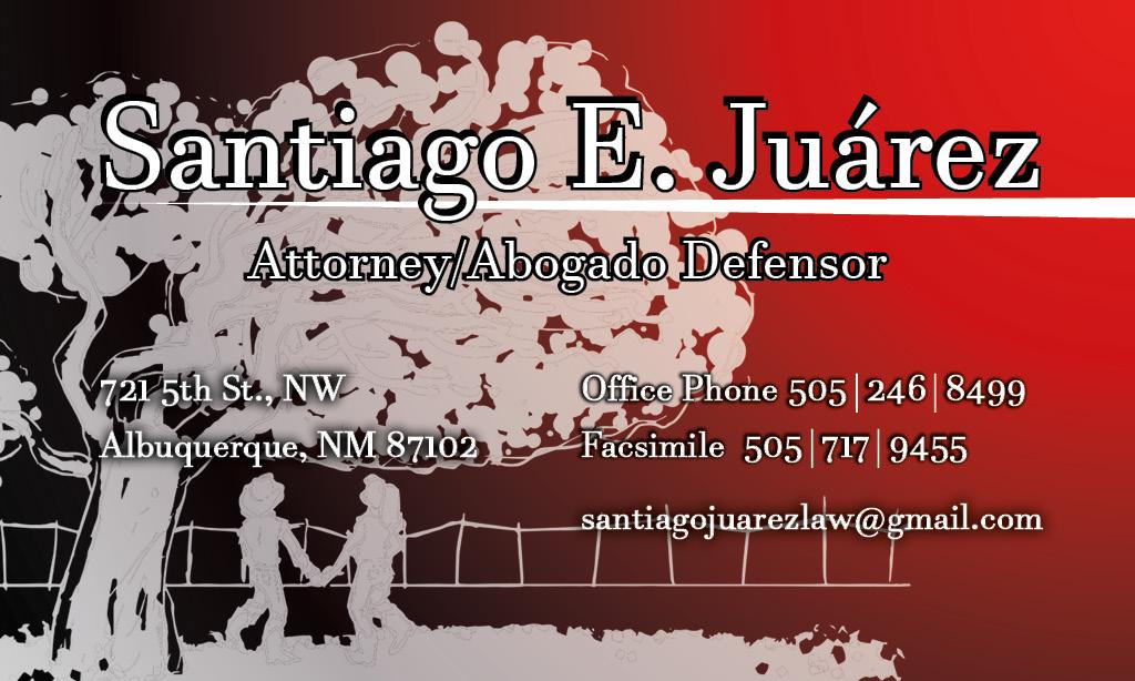 Santiago E Juarez LAW